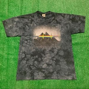 Vintage 90s Pink Floyd Dark Side of Moon Shirt